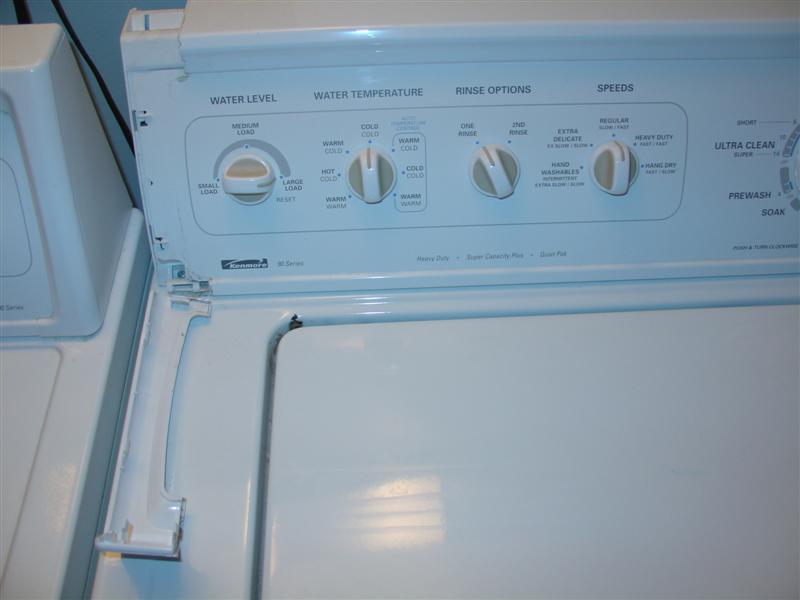 Sears Kenmore Washing Machine Repair