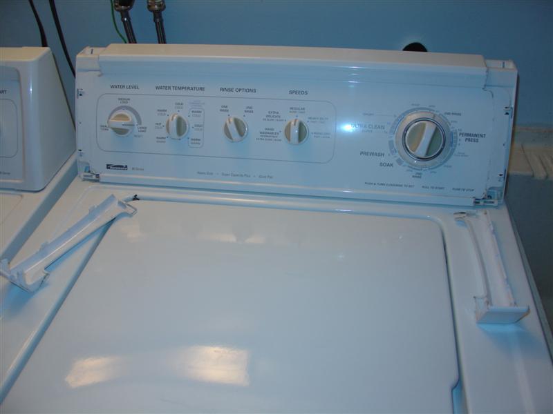 sears washing machine repairs