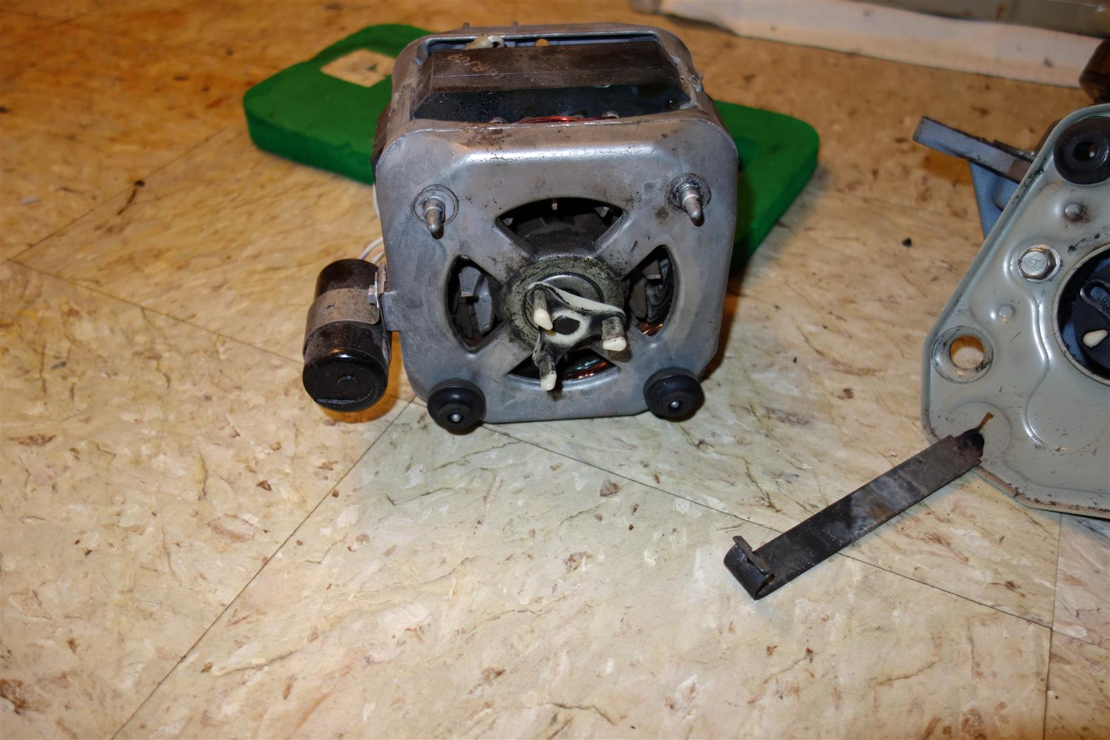 Sears kenmore washing machine repair transmission replacement for Washing machine motor coupler replacement