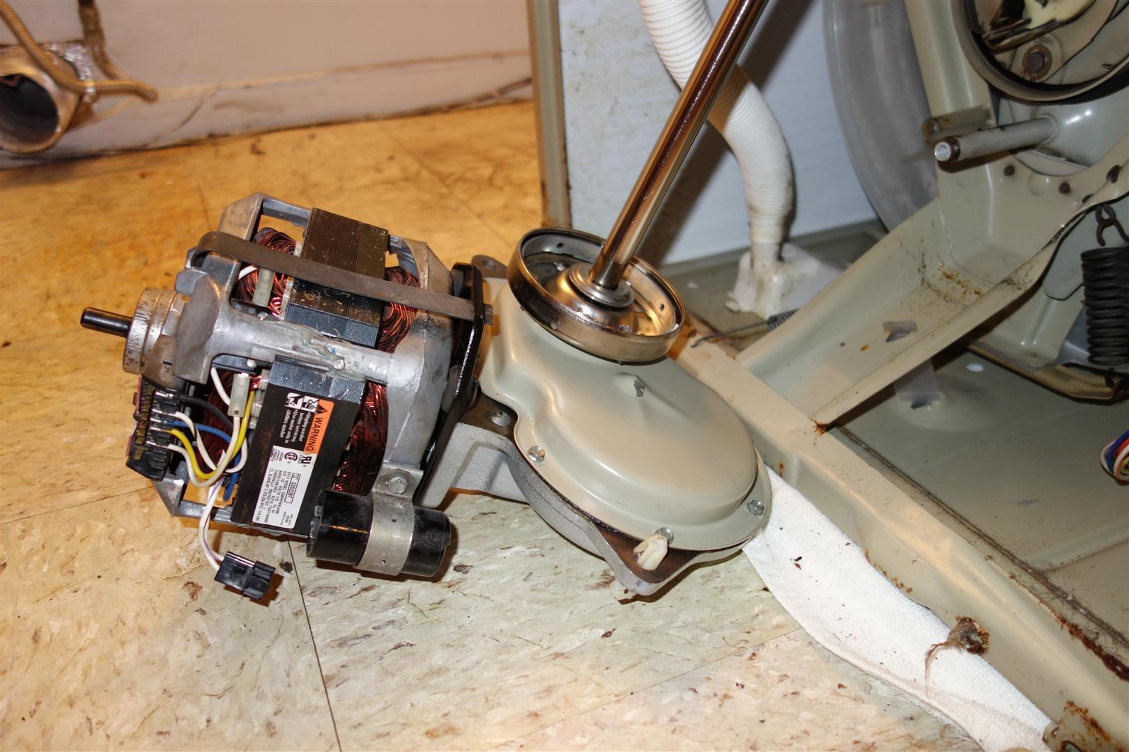 kenmore washing machine transmission