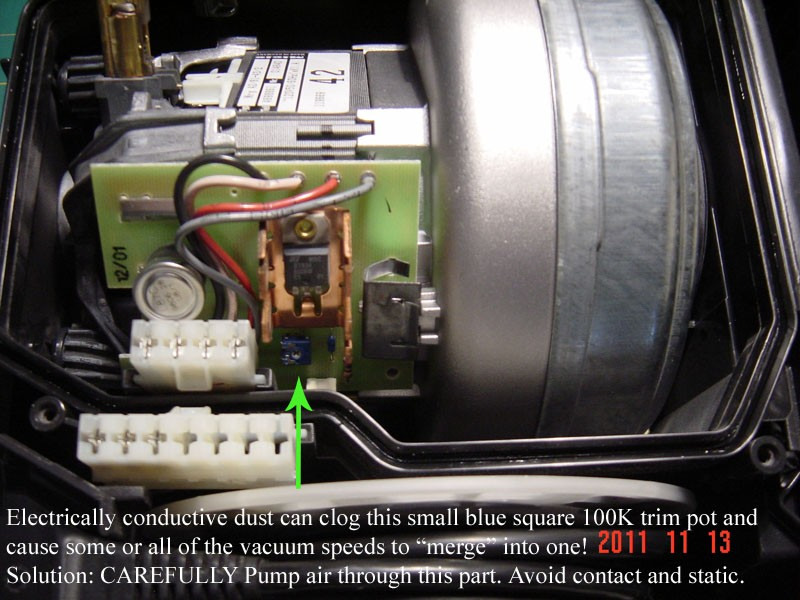 MieleS514_dissassembly08 miele comments miele vacuum wiring diagram at eliteediting.co
