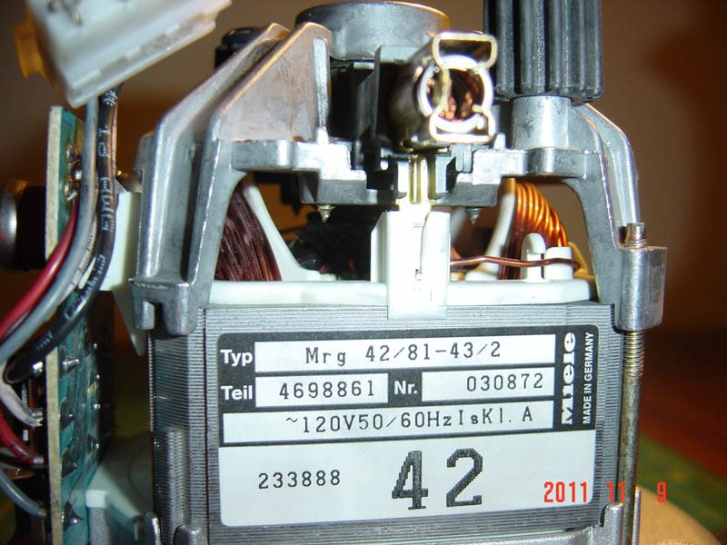 MieleS514_Motor02 miele comments miele vacuum wiring diagram at eliteediting.co