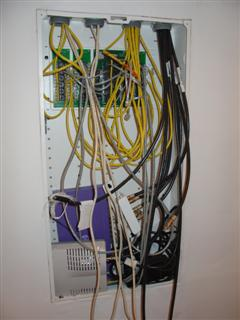 Verizon Fios Installation